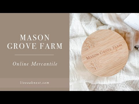 Mason Grove Farm, Pure Skincare, Work from Home Mom with Toddler, Daily Skincare Essentials Routine