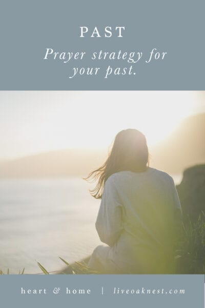 Fervent: Prayer Strategy for Your Past