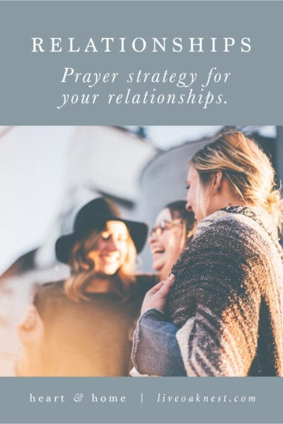 Fervent: Prayer Strategy for Your Relationships
