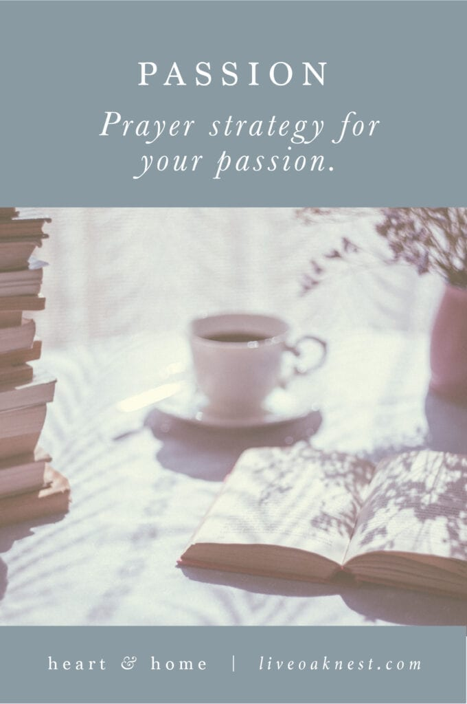 Fervent Prayer, Prayer Strategy for Passion, Fervent Book Study by Priscilla Shirer