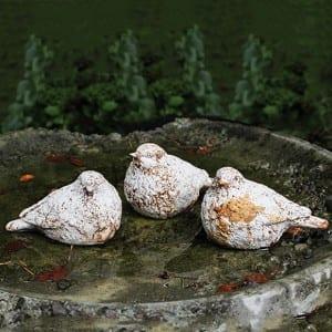 Iron Birds from Antique Farmhouse