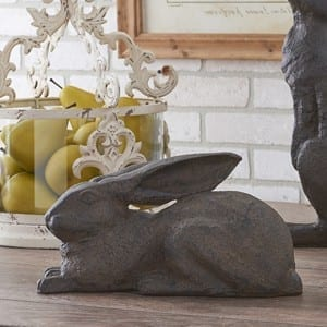 Resting Bunny from Antique Farmhouse