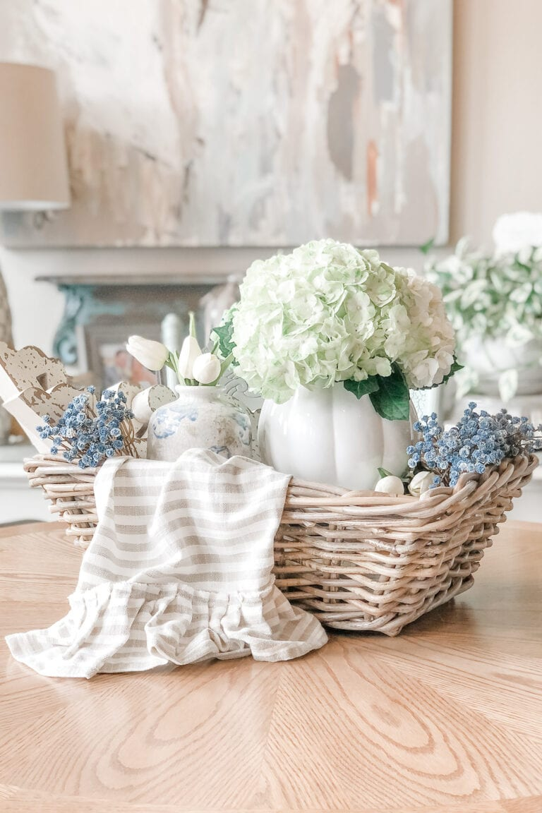 French Cottage Spring Home Decor