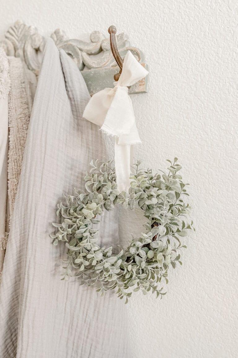 Year Round Wreath DIY