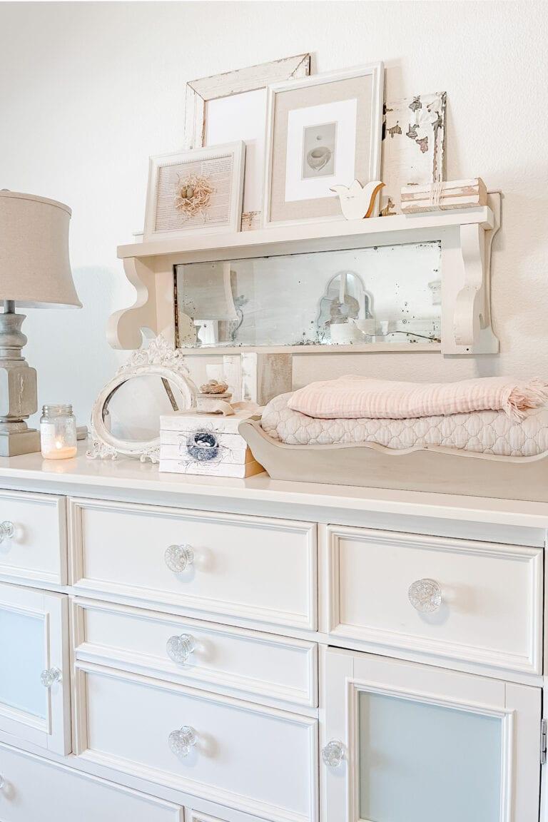 Cottage Style Bedroom Decor