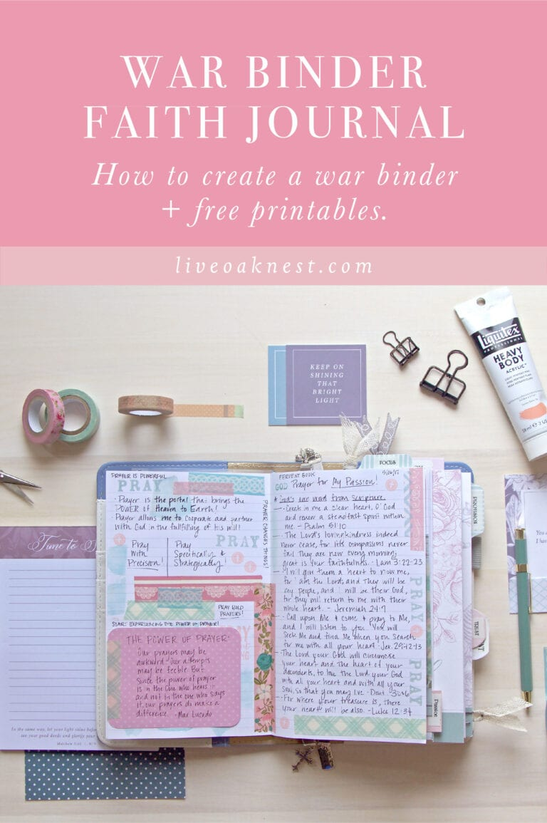 What is a War Binder, and how do I create one?
