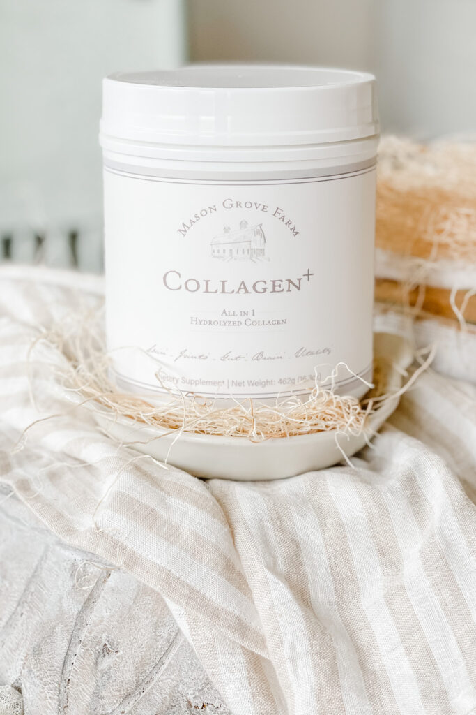 Collagen Plus for Brain and Gut Health from Mason Grove Farm