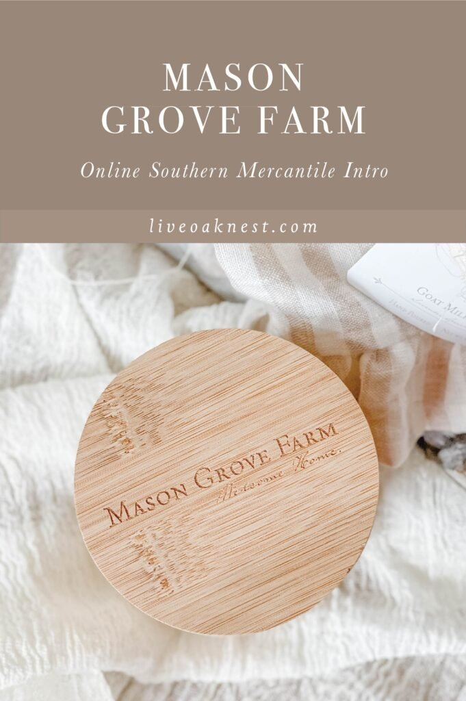 Mason Grove Farm with Live Oak Nest